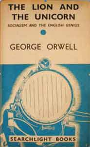 Source : University College London, George Orwell Archive. Copyright Secker & Warburg